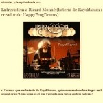 La Musica Amanseix Les Feres · Entrevistem Ricard Monne
