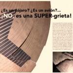 Batería y Percusión Magazine · ¿Es un pájaro?¿Es un avión? NO, es una SUPER-grieta