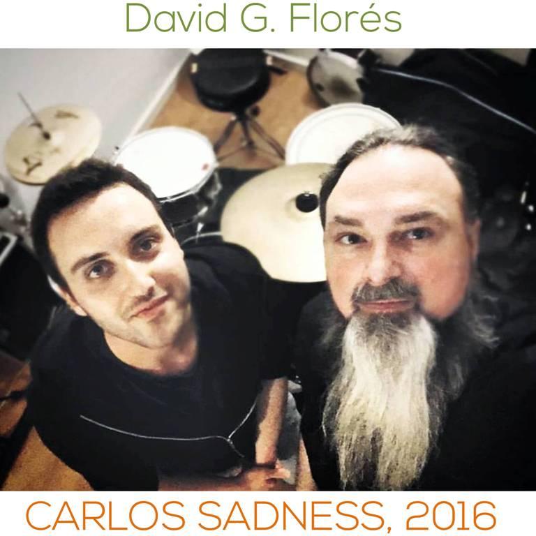 Afimacion de baterias - David G Flores - Carlos Sadness - Instagram - www.happyfrogdrums.com