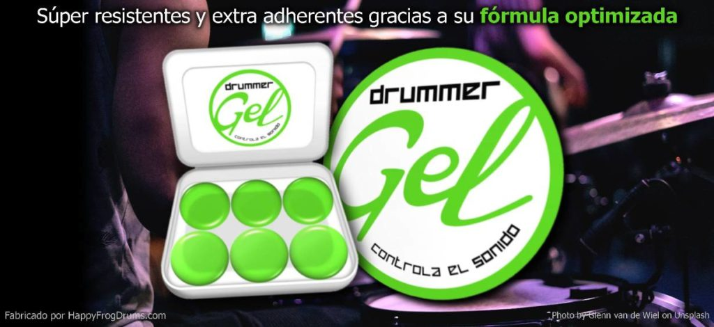 Foto 01 Logo Drummer-Gel-controla-el-sonido