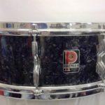 Premier 2000 14x5_5 madera acabado Black Diamond Pearl England 60s
