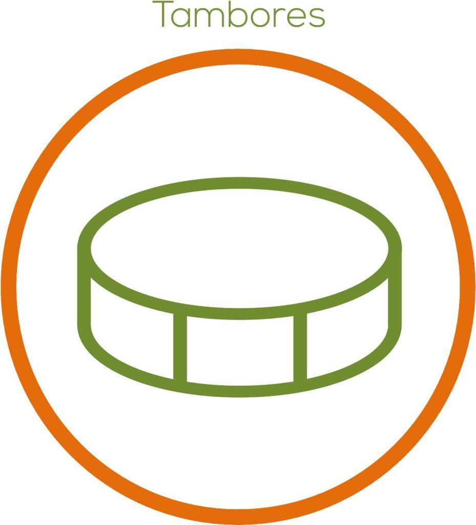 Reparar tus tambores www.happyfrogdrums.com