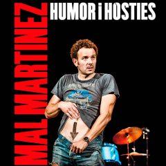 MARC MARTÍNEZ Humor i òsties