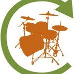 Campaña Recicla www.HappyFrogDrums.com